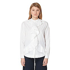 Studio by Preen - White frilled shirt