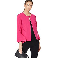 Star by Julien Macdonald - Pink cropped jacket