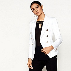 Star by Julien Macdonald - White tux jacket