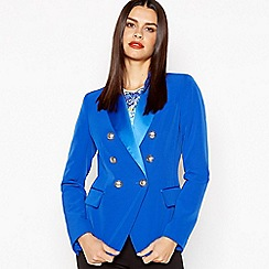 Star by Julien Macdonald - Bright Blue Tux Jacket