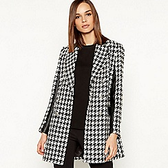 Star by Julien Macdonald - Black houndstooth blazer