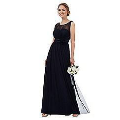 Debut - Blue full length bridesmaid dress