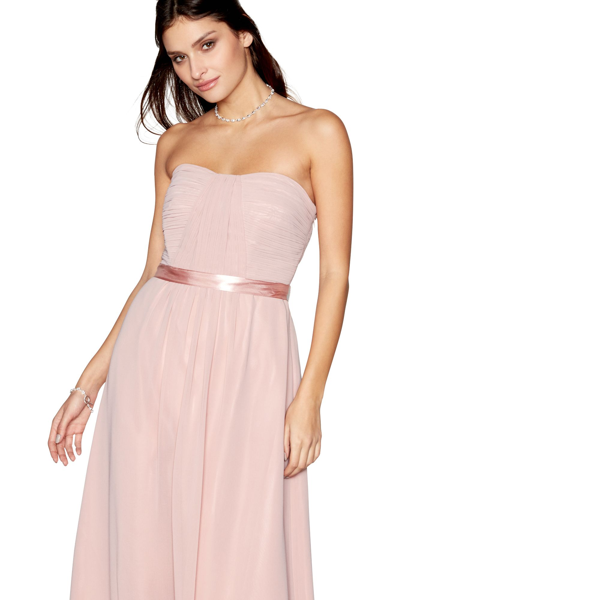 Debut womens mid rose sophia bridesmaid dress from debenhams ebay free standard delivery on orders over 45 ombrellifo Gallery