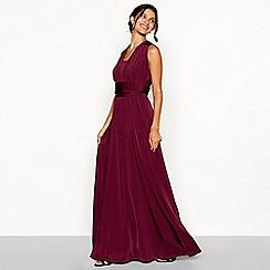 84095e03f3d4 Black Friday - women s dresses - purple - Maxi dresses - Dresses ...