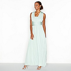 Debut - Green multiway maxi dress