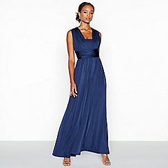 Debut - Navy multiway maxi dress