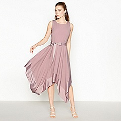 Debut - Pink 'Hailey' High Low Dress