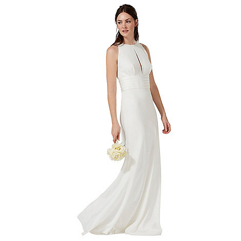 Principles By Ben De Lisi Ivory Mia Wedding Dress Debenhams