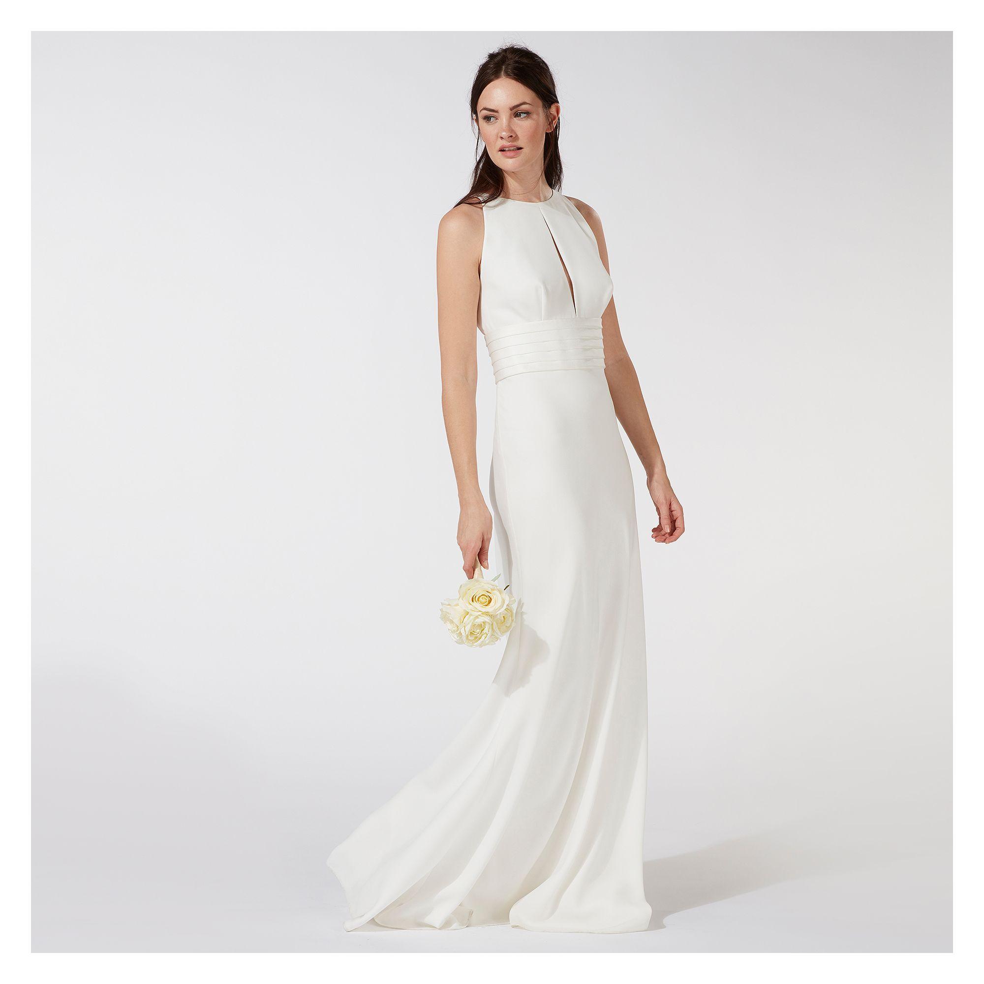 Ben De Lisi Occasion Womens Ivory \'Mia\' Bridal Dress | eBay