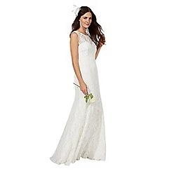 Debut - Ivory lace 'Elaine' wedding dress