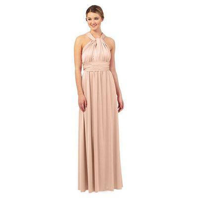 Debut Pink multiway evening dress | Debenhams