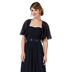 Debut - Navy chiffon cover up