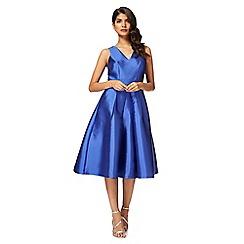 Siren by Giles - Pale blue 'Trudi' midi length prom dress
