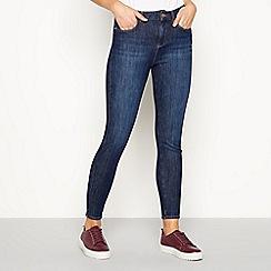 J by Jasper Conran - Black 'Lift and Shape' slim fit jeans