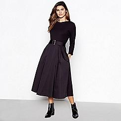 0e19928552f137 3/4 sleeves - Fit & flare dresses - Dresses - Women | Debenhams