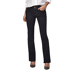 J by Jasper Conran - Blue boot cut jeans