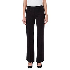 The Collection Petite - Black trousers