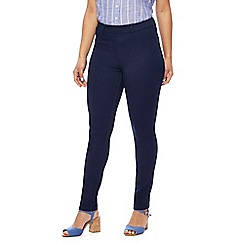 The Collection Petite - Blue petite jeggings