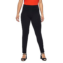 The Collection Petite - Black petite jeggings