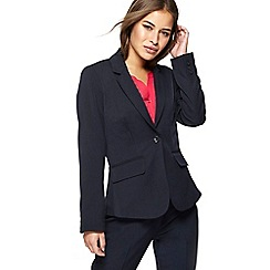 The Collection Petite - Navy suit petite jacket 8228ba9ae4