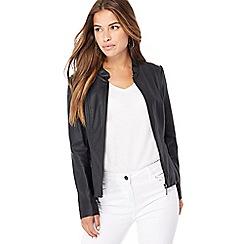 The Collection Petite - Black petite jacket