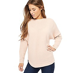 The Collection Petite - Light pink dolman sleeve petite jumper