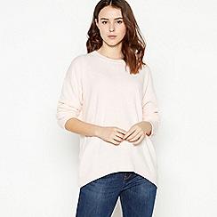 Principles Petite - Pale Pink 'Super Soft' Petite Jumper