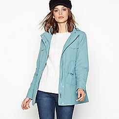 Principles Petite - Turquoise Petite Utility Jacket