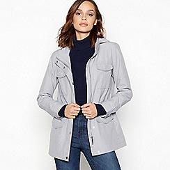 Principles Petite - Grey Petite Utility Jacket