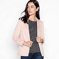 Principles Petite - Pink Ponte Petite Blazer