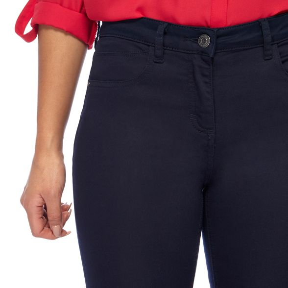 petite Navy fit jeggings Collection skinny The Petite EcXq1W