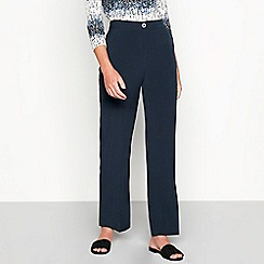 e2c12194531 Maine New England - Navy  Pablo  straight leg trousers