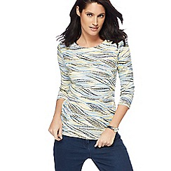 Maine New England - Multicoloured printed top
