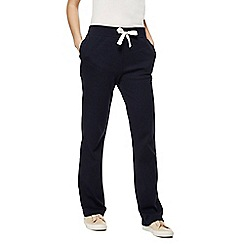 Maine New England - Navy jogging bottoms