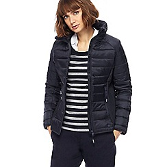 Maine New England - Navy puffer jacket