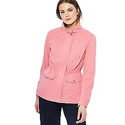 Maine New England - Pink short sleeve regular jacket