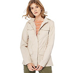 Maine New England - Natural four pocket jacket
