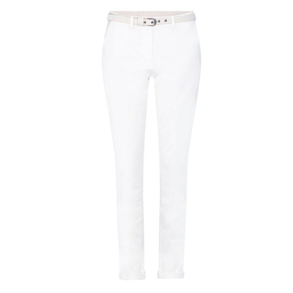 New England belted White Maine chinos Opxn5wq