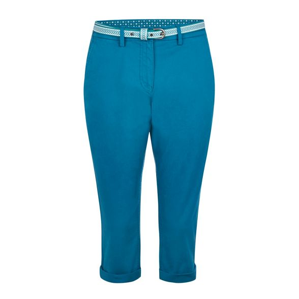 England New chinos cropped Maine Turquoise BUp7wqU5