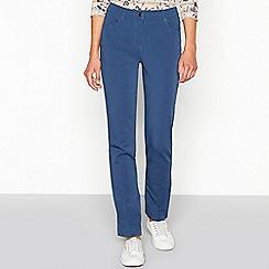 Maine New England - Blue stretch straight leg jeans