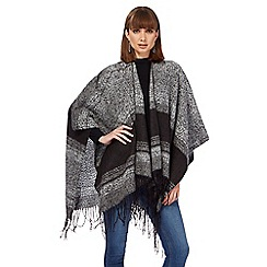 The Collection - Grey boucle wrap