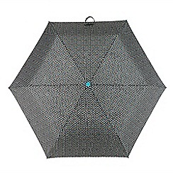 Totes - Multi-coloured dot print 'Supermini' umbrella