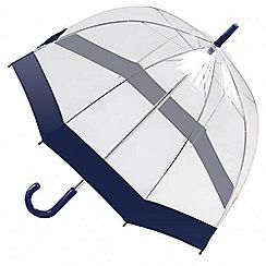 Totes - Navy dome umbrella