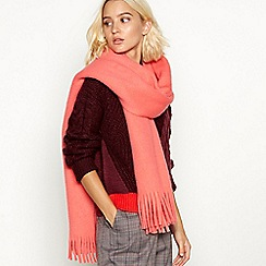 Faith - Pink supersoft scarf