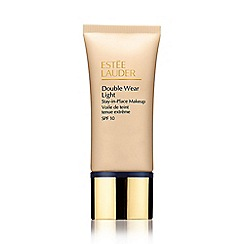 Estée Lauder - 'Double Wear' light stay in place SPF10 liquid foundation 30ml