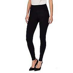 The Collection - Black full length leggings