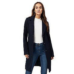 The Collection - Navy smart city coat