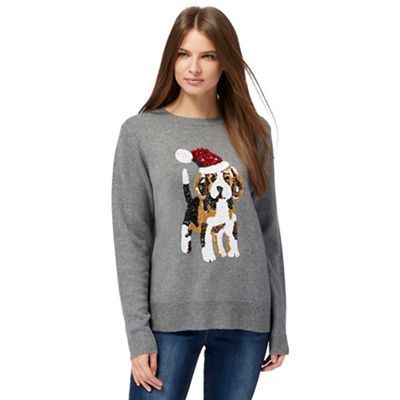 debenhams mens christmas jumpers