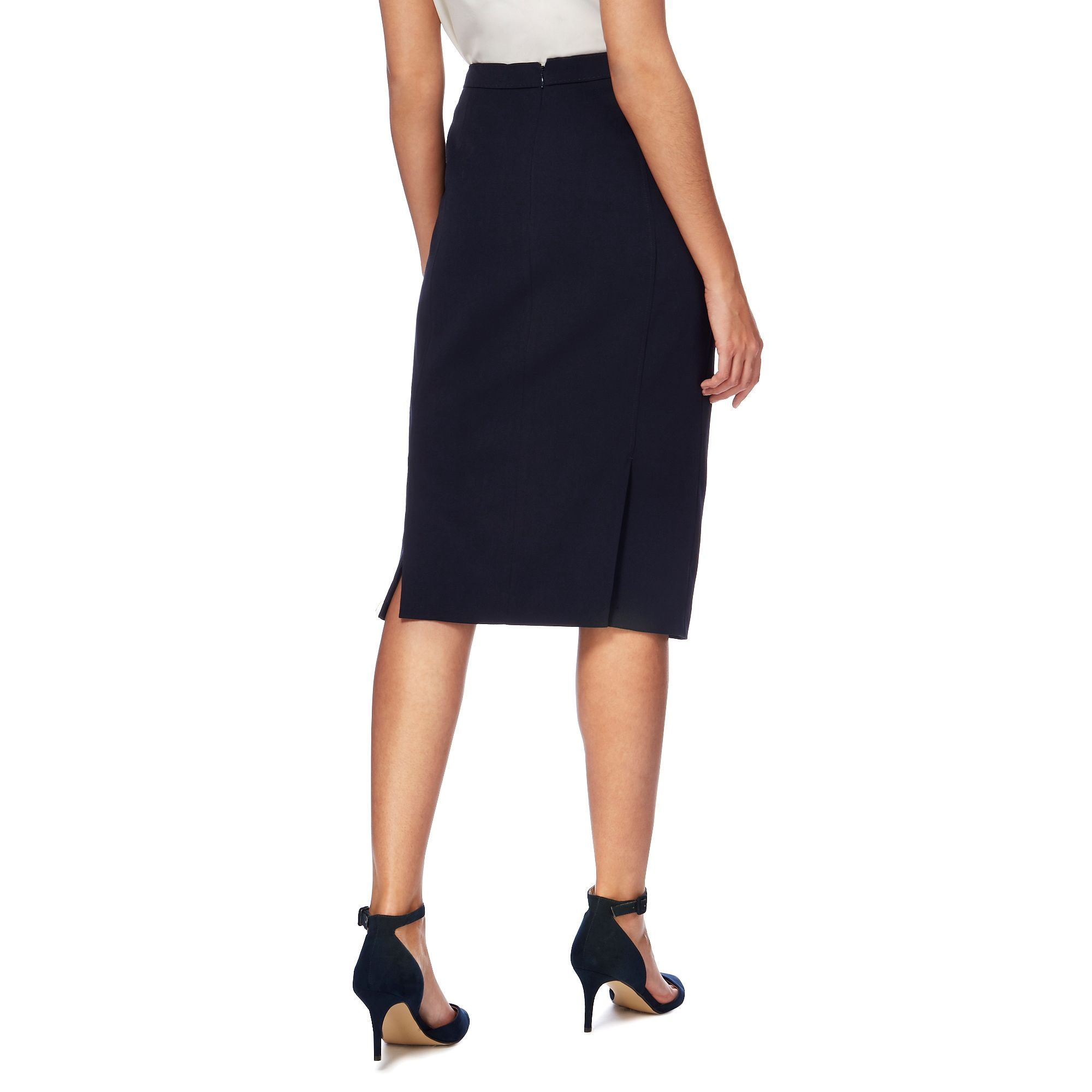 the collection womens navy suit skirt from debenhams ebay