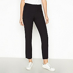 Principles Collection - Black slim leg trousers